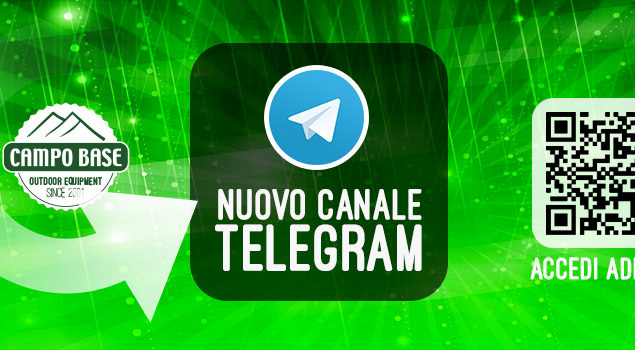Nuovo canale Telegram
