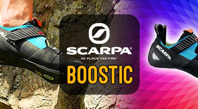 Boostic by Scarpa